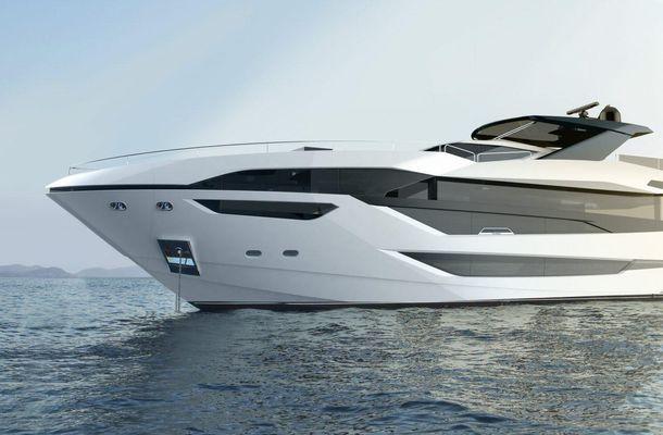 Sunseeker 100 Yacht - main image