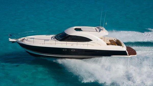 Riviera 4700 Sport Yacht Manufacturer Provided Image: 4700 Sport Yacht