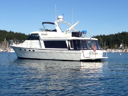 Bayliner 4788 Pilothouse THRUSTERS image