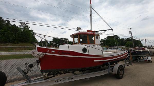 Ranger Tugs 21