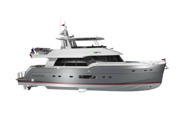 2021 Outer Reef Trident 720