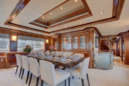 Broward 124' Broward Raised Pilothouse MY image