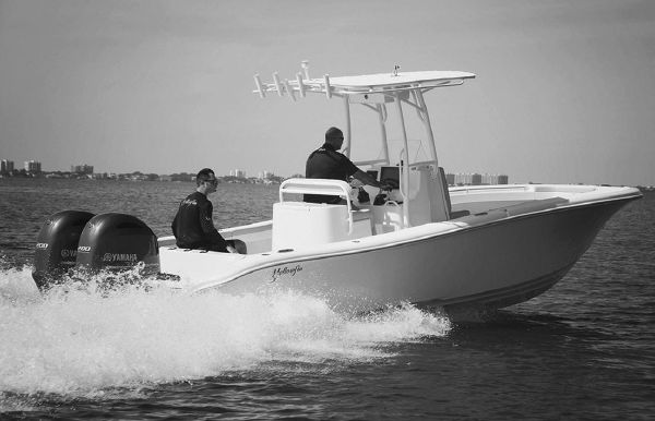 2019 Yellowfin 26 Hybrid