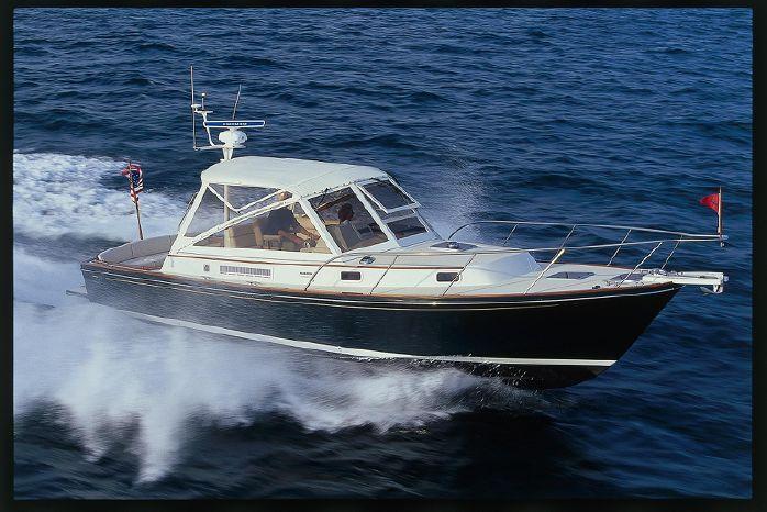 2000 Little Harbor 34