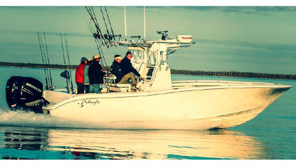 Yellowfin 29 Offshore