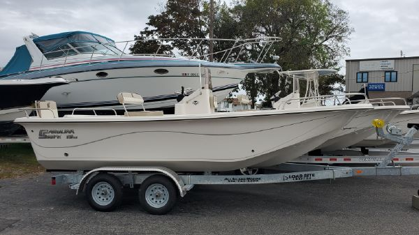 Carolina Skiff 19LS