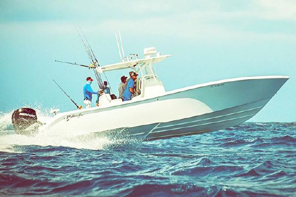 Yellowfin 32 Offshore - main image