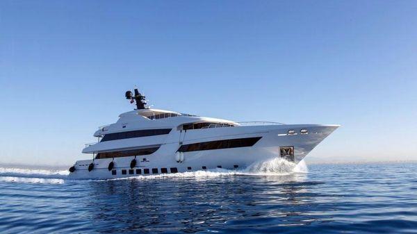 Custom 47 meters motoryacht