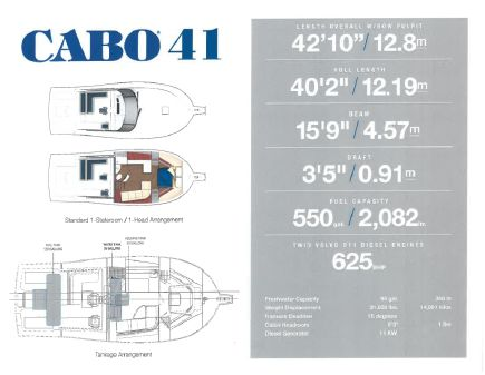 Cabo 41 Express image