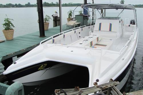 Ocean Express 42 FSCC image