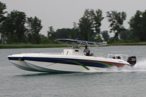 2019 Ocean Express 42 FSCC