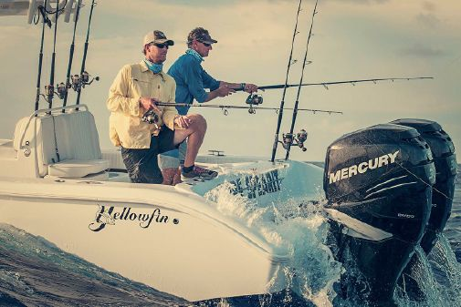 Yellowfin 34 Offshore image