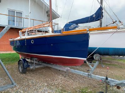 1991 Cornish Crabbers<span>Shrimper 19</span>