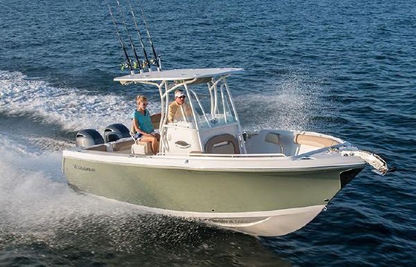 2020 Sailfish 242 CC