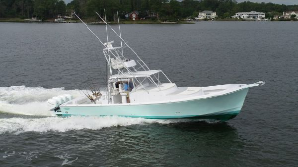 Custom 53 Chesapeake Center Console Deadrise