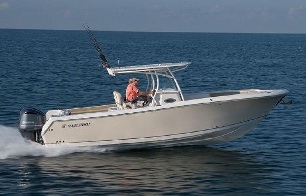 2021 Sailfish 290 CC