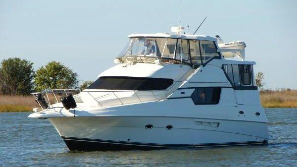 Silverton 453 Motor Yacht