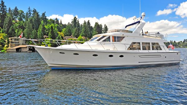 Ocean Alexander 52 Pilothouse 520 Pilothouse