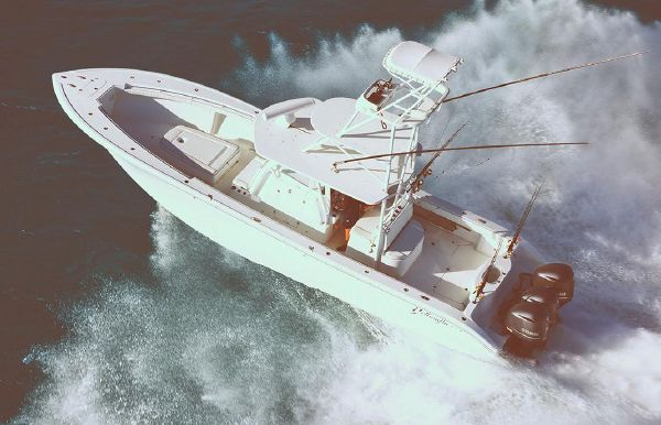 2021 Yellowfin 39 Offshore