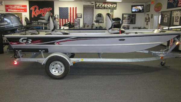 G3 BOATS Eagle 160 PF