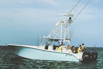 Yellowfin 42 Offshore - main image