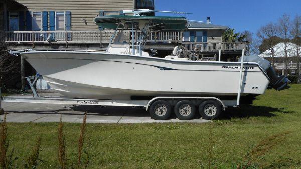 Grady-White 306 Bimini CC