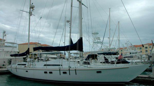 Bruce Roberts Custom World Class Cruiser