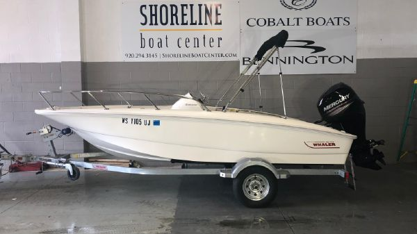 Used Boston Whaler Boats For Sale - Shoreline Boat Center in