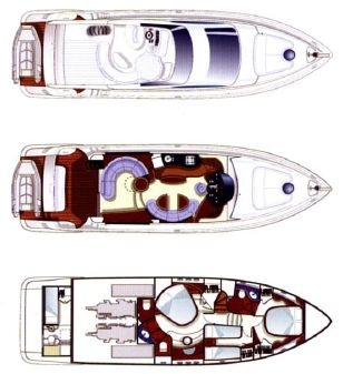 Azimut 55E image