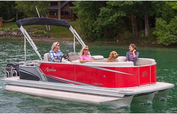 2019 Avalon LS Cruise Rear Bench - 22'