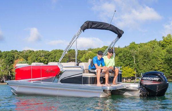 2019 Avalon LS Cruise Rear Bench - 24'