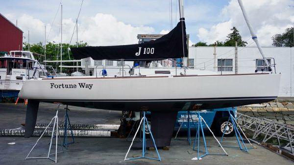J Boats J/100 J 100