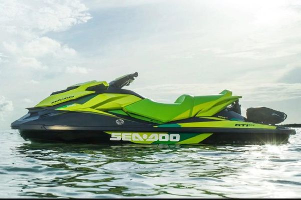 Sea-Doo GTI SE 130 - main image