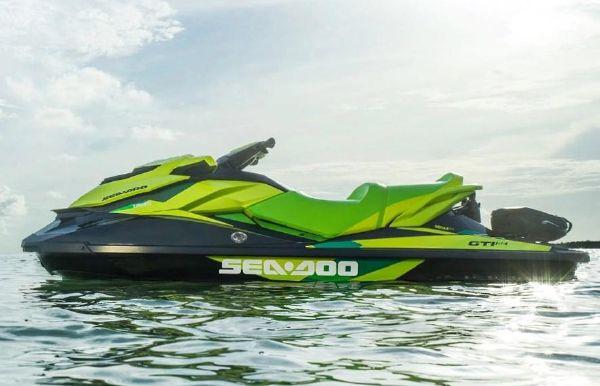 2019 Sea-Doo GTI SE 155