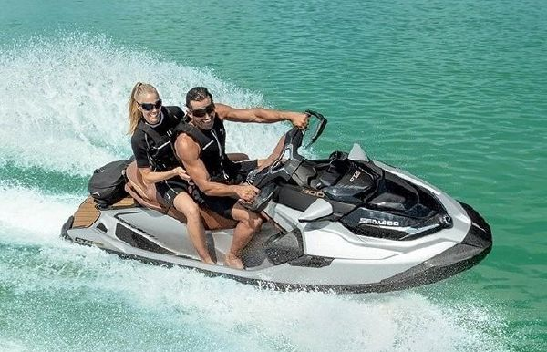 2019 Sea-Doo GTX Limited 300