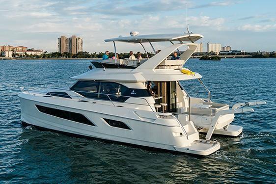Aquila 44 Yacht - main image
