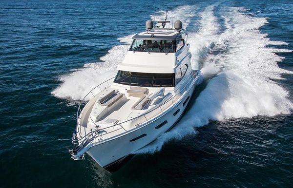 2018 Riviera 72 Sports Motor Yacht