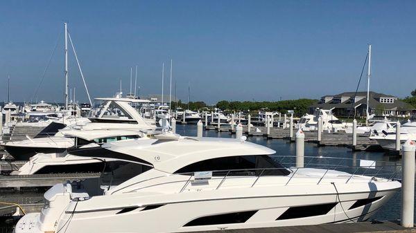 Riviera 4800 Sport Yacht- IN STOCK!
