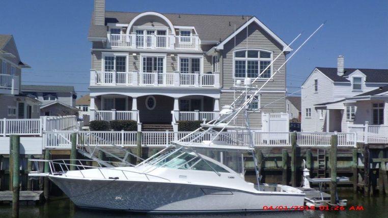 2008 Cabo Yachts 40 EXPRESS