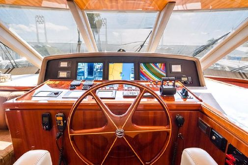 Ocean Alexander 74' Pilothouse Motor image