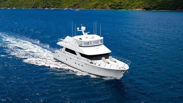 Ocean Alexander 74' Pilothouse Motor