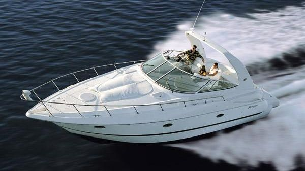 Cruisers Yachts 370 Express Manufacturer Provided Image: 370 Express