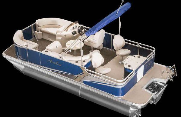 2019 Avalon LS Rear Fish - 22'