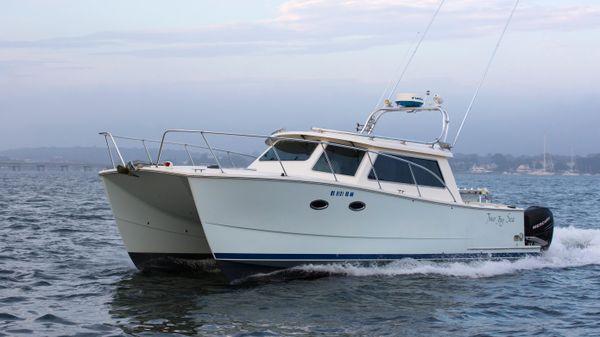 Buzzards Bay Power Catamaran