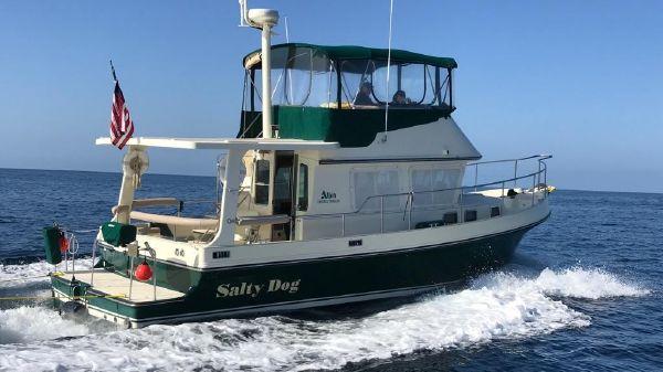 Albin 36 Express Trawler