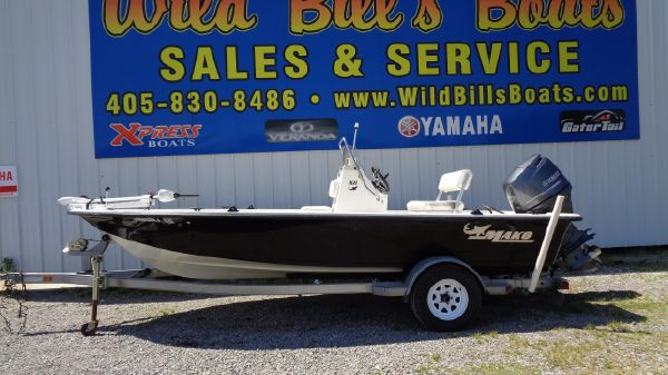 Used Mako 1801 Inshore Power Boats For Sale In Oklahoma Wild