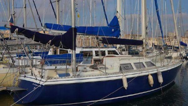 Gib'Sea 38 Ketch Gib SEA KETCH
