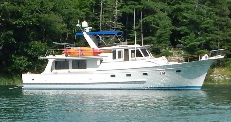 Fleming 53/55 Pilothouse Motor Yacht - main image