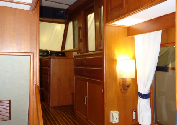 Fleming 53/55 Pilothouse Motor Yacht image