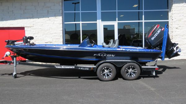 Falcon Boats F205 DC